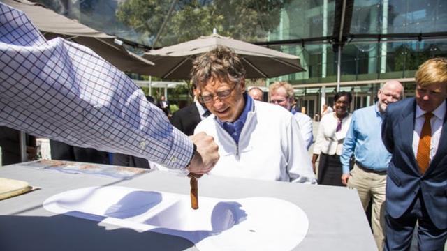 Bill Gates: Toilet thế hệ mới là một chiến dịch kinh doanh hoàn toàn nghiêm túc - Ảnh 2.