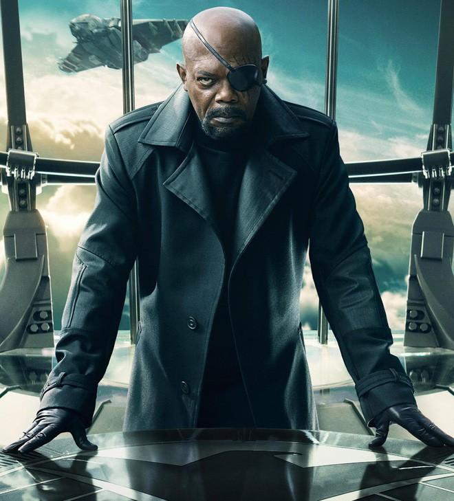 Giả thuyết Avengers 4: Lẽ nào Nick Fury đã biết về tương lai ăn hành của Avengers? - Ảnh 4.