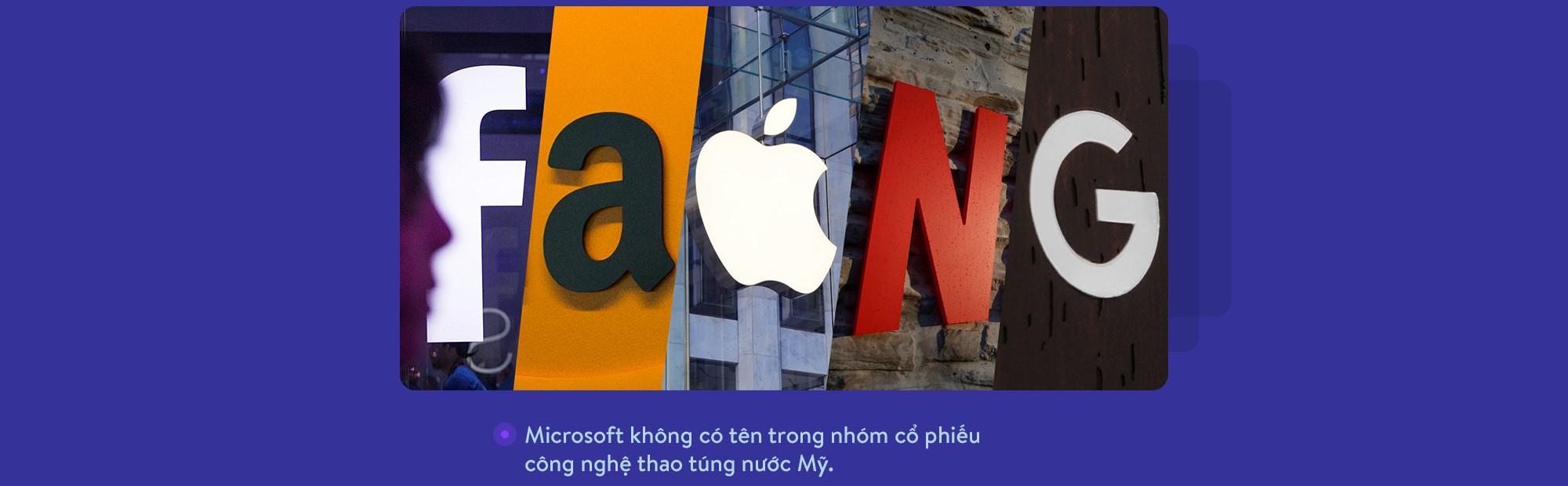 Microsoft: Rũ bỏ quá khứ bằng cách xây đường cho kẻ khác tiến vào tương lai - Ảnh 2.