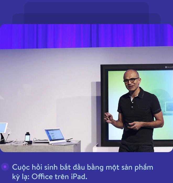 Microsoft: Rũ bỏ quá khứ bằng cách xây đường cho kẻ khác tiến vào tương lai - Ảnh 5.