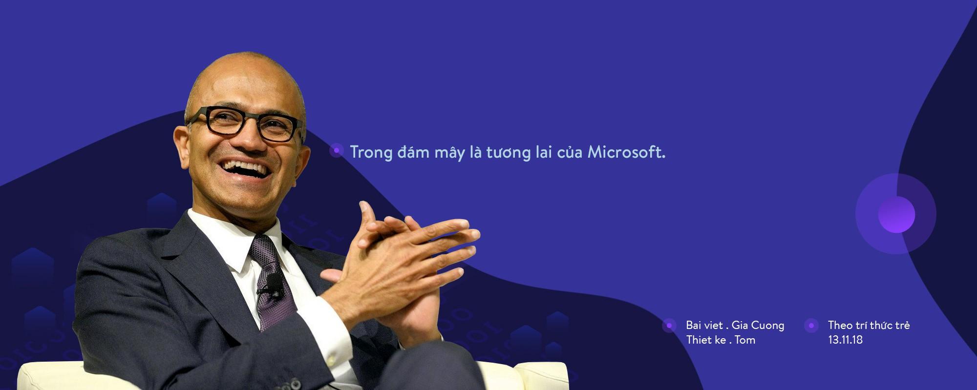 Microsoft: Rũ bỏ quá khứ bằng cách xây đường cho kẻ khác tiến vào tương lai - Ảnh 20.