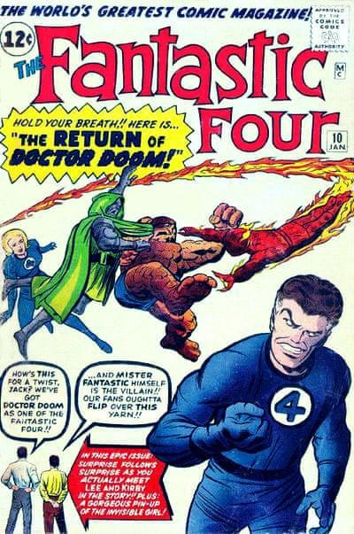 Những cột mốc đáng nhớ trong sự nghiệp của Stan Lee - người tạo ra những siêu anh hùng - Ảnh 3.