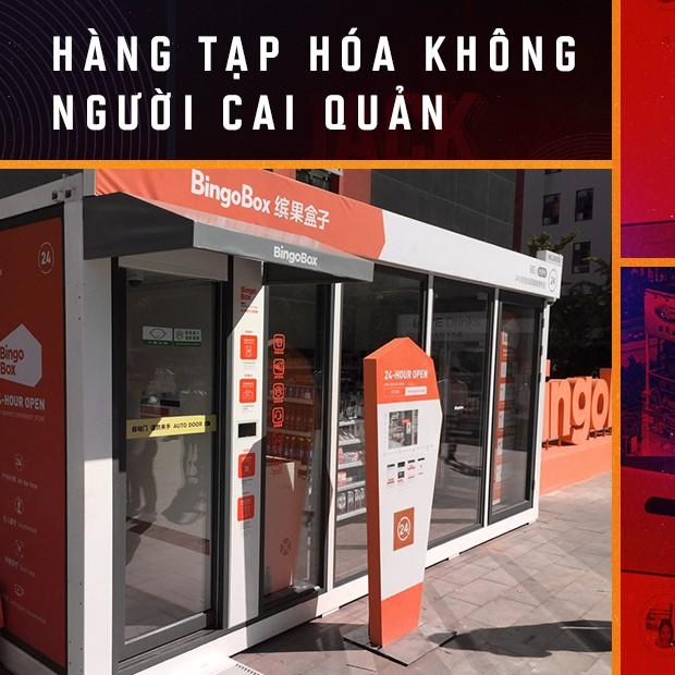 Muốn biết cửa hàng trong tương lai sẽ như thế nào? Cứ nhìn vào Trung Quốc đây, chẳng cần đi đâu xa - Ảnh 5.