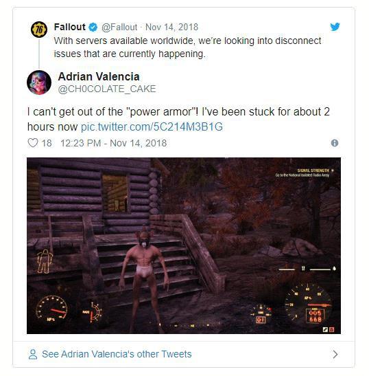 Ngập tràn bug, đây là lý do vì sao Fallout 76 xứng đáng là bom xịt tệ hại nhất 2018 - Ảnh 1.