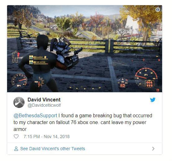 Ngập tràn bug, đây là lý do vì sao Fallout 76 xứng đáng là bom xịt tệ hại nhất 2018 - Ảnh 2.