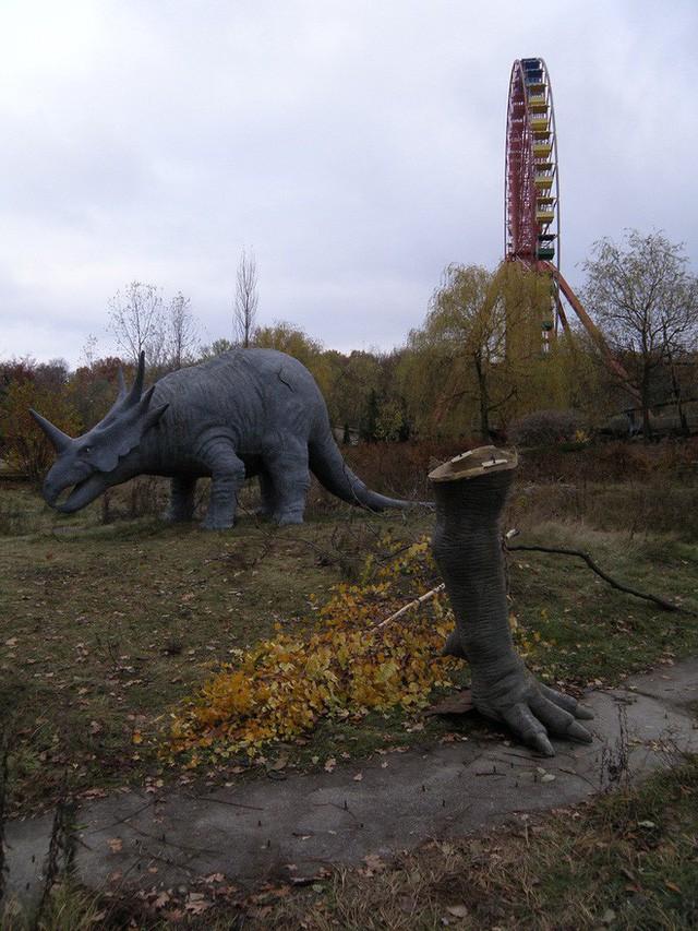 Spreepark: Từng là công viên giải trí hàng đầu nước Đức, lụn bại sau khi rơi vào tay trùm thuốc phiện rồi bị bỏ hoang suốt 16 năm qua - Ảnh 11.