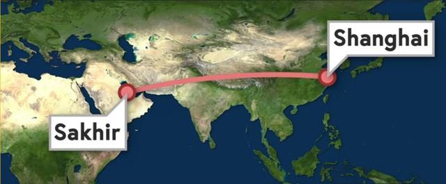 """Chuỗi cung ứng """"thần kỳ"""" của giải F1: Tối Chủ Nhật còn đua tại Trung Đông, sáng thứ Tư đã sẵn sàng ở Trung Quốc - Ảnh 7."""