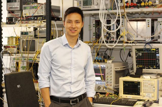 Chàng kỹ sư Việt có nghiên cứu thay đổi ngành viễn thông tương lai được vinh danh tại Mỹ - Ảnh 2.