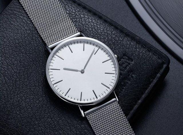 Xiaomi ra mắt đồng hồ TwentySeventeen phiên bản mới, máy thạch anh, siêu mỏng, giá chưa tới 600 ngàn - Ảnh 1.