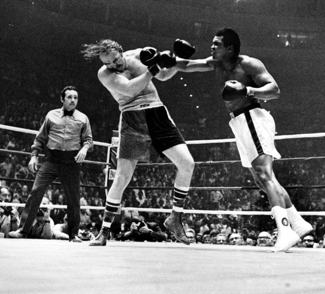 Rocky của Sylvester Stallone được bình chọn là bộ phim thể thao hay nhất mọi thời đại - Ảnh 6.