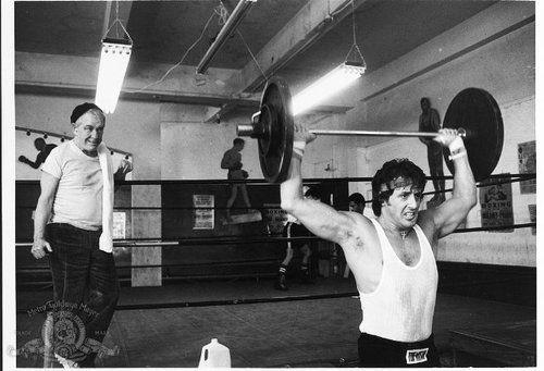 Rocky của Sylvester Stallone được bình chọn là bộ phim thể thao hay nhất mọi thời đại - Ảnh 7.