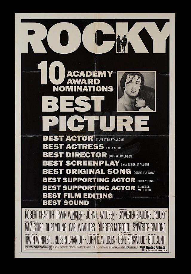Rocky của Sylvester Stallone được bình chọn là bộ phim thể thao hay nhất mọi thời đại - Ảnh 8.