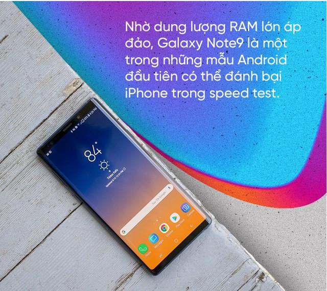 Nhìn thấu bản chất: Vì sao iPhone đè bẹp smartphone Android về điểm benchmark mà speed test lại chậm hơn? - Ảnh 5.