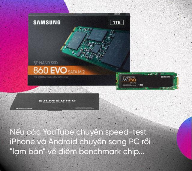 Nhìn thấu bản chất: Vì sao iPhone đè bẹp smartphone Android về điểm benchmark mà speed test lại chậm hơn? - Ảnh 7.