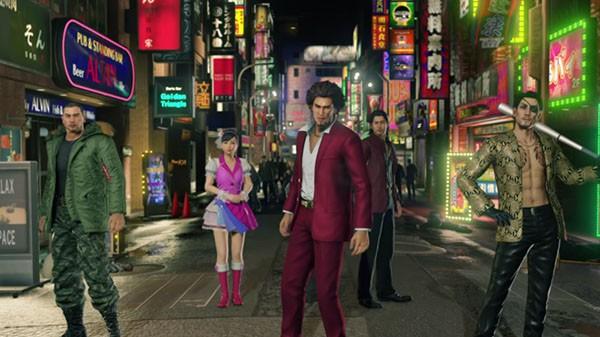 Yakuza Online được nhá hàng, sắp có game xã hội đen Nhật cực chất ra mắt game thủ - Ảnh 2.