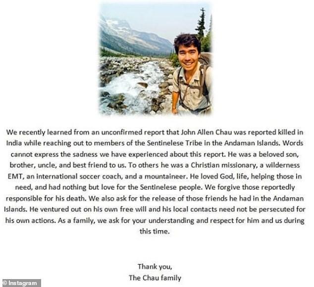 Di thư của thanh niên trẻ gửi gia đình trước khi bị thổ dân bắn chết: Đừng trách họ hay trách Chúa nếu con phải ra đi - Ảnh 5.