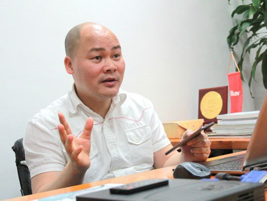 Phó Tổng giám đốc FPT Đỗ Cao Bảo: Quảng nổ mà không nổ - Ảnh 1.