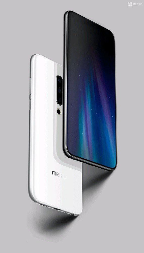 Xu hướng năm 2019 là camera nốt ruồi và Meizu 16S cũng sẽ có một cái - Ảnh 2.