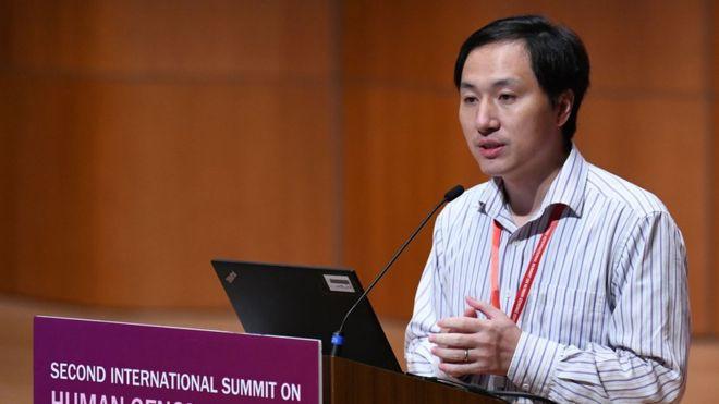 Nhà khoa học Trung Quốc đăng đàn bảo vệ 2 cô bé chỉnh sửa gen, tiết lộ còn một đứa bé nữa sắp ra đời - Ảnh 1.
