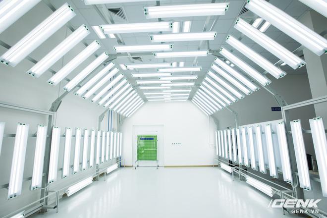 VinFast khánh thành nhà máy sản xuất xe máy điện thông minh với độ tự động hóa trên 95%, mỗi năm xuất xưởng 1 triệu xe - Ảnh 14.