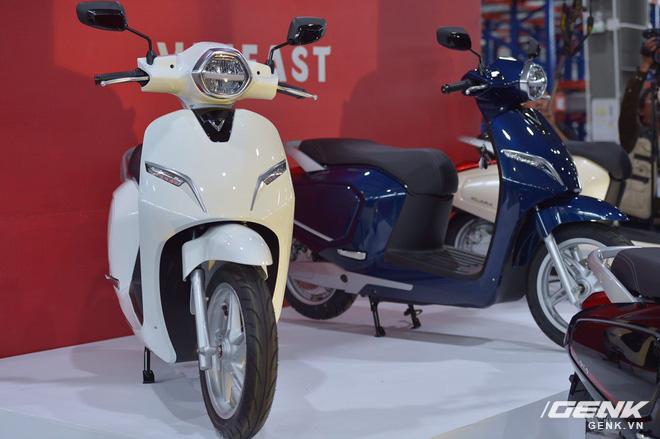 VinFast khánh thành nhà máy sản xuất xe máy điện thông minh với độ tự động hóa trên 95%, mỗi năm xuất xưởng 1 triệu xe - Ảnh 1.