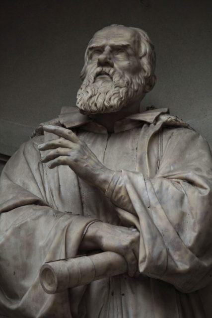 Ngón tay giữa nổi tiếng nhất, được lưu giữ như thánh tích trong bảo tàng Italy thuộc về... Galileo Galilei - Ảnh 6.