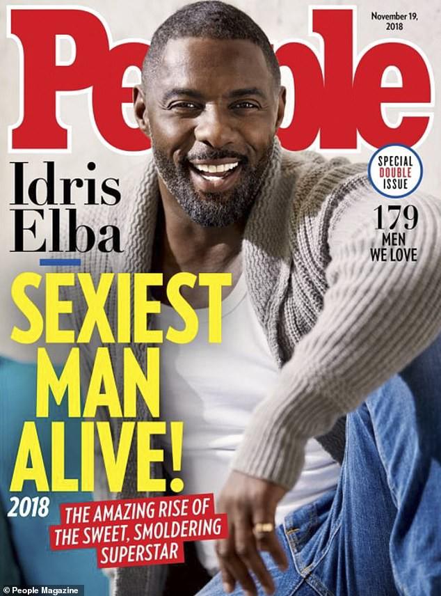 Idris Elba - Thần gác cầu Bifrost của Marvel, được bình chọn là người đàn ông quyến rũ nhất năm 2018 - Ảnh 4.