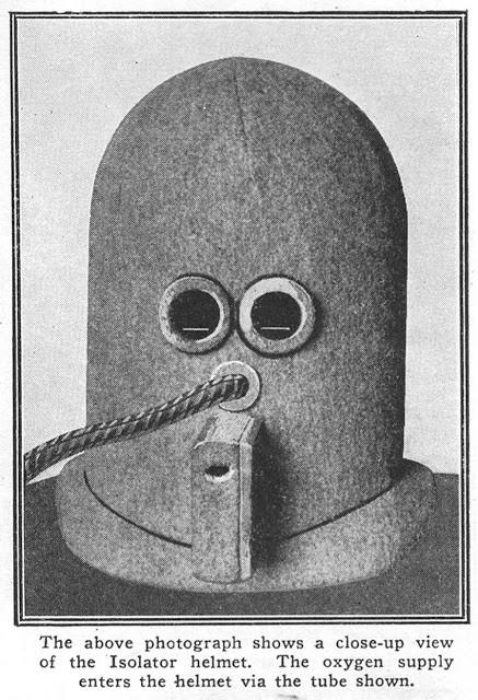 Có thể bạn chưa biết: Con người từng phát minh ra mũ chống mất tập trung vào năm 1925 nhưng trông hơi sợ - Ảnh 3.