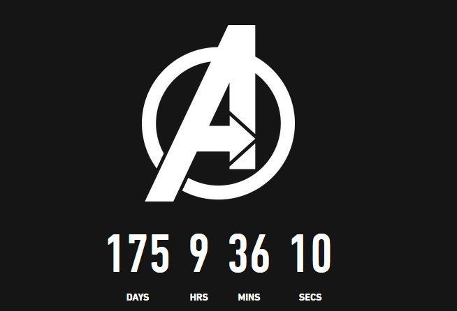 Marvel khởi động đồng hồ đếm ngược, khéo nhắc khán giả còn 175 ngày nữa là công chiếu Avengers 4 - Ảnh 1.