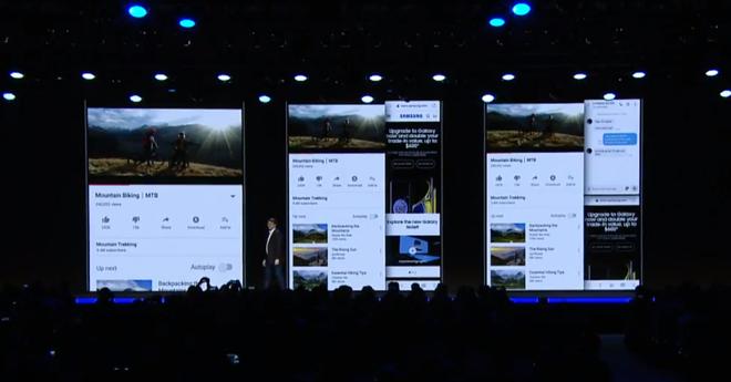 Samsung muốn chứng minh cho cả thế giới thấy smartphone màn hình gập của họ không phải là một thứ thừa thãi - Ảnh 3.