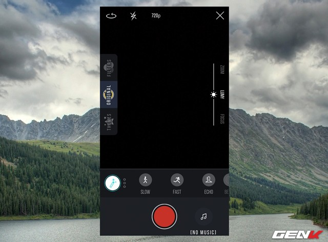 Chỉ với smartphone và ứng dụng này, tạo ra một video đậm chất điện ảnh không gì là khó - Ảnh 4.