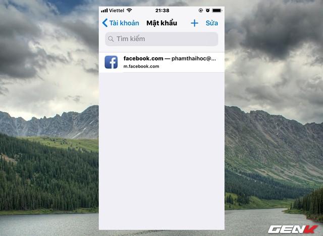 Mẹo tận dụng AirDrop để chuyển mật khẩu qua lại giữa các thiết bị iPhone, iPad và Mac - Ảnh 6.