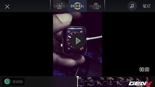 Chỉ với smartphone và ứng dụng này, tạo ra một video đậm chất điện ảnh không gì là khó - Ảnh 6.
