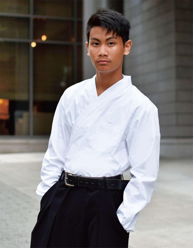 Ấn tượng với bộ sưu tập quần áo hàng ngày phối trộn trang phục truyền thống samurai, haori và hakama của Nhật Bản - Ảnh 10.