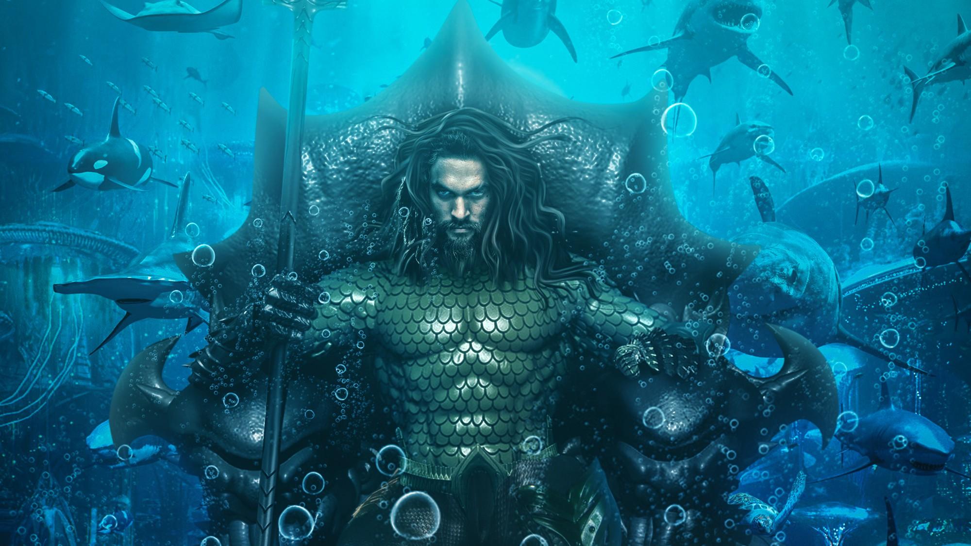 Thất Hải Chi Vương Aquaman: Hành trình từ chàng thanh niên bị coi thường tới Bá chủ biển cả - Ảnh 28.