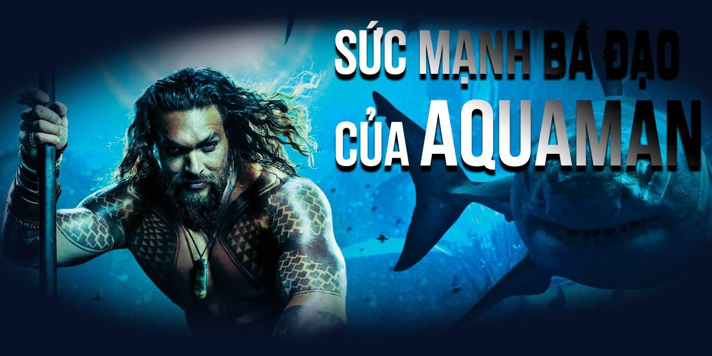 Thất Hải Chi Vương Aquaman: Hành trình từ chàng thanh niên bị coi thường tới Bá chủ biển cả - Ảnh 13.
