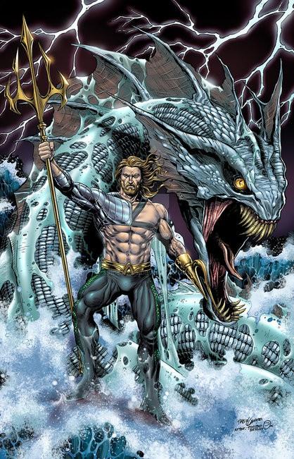 Thất Hải Chi Vương Aquaman: Hành trình từ chàng thanh niên bị coi thường tới Bá chủ biển cả - Ảnh 9.