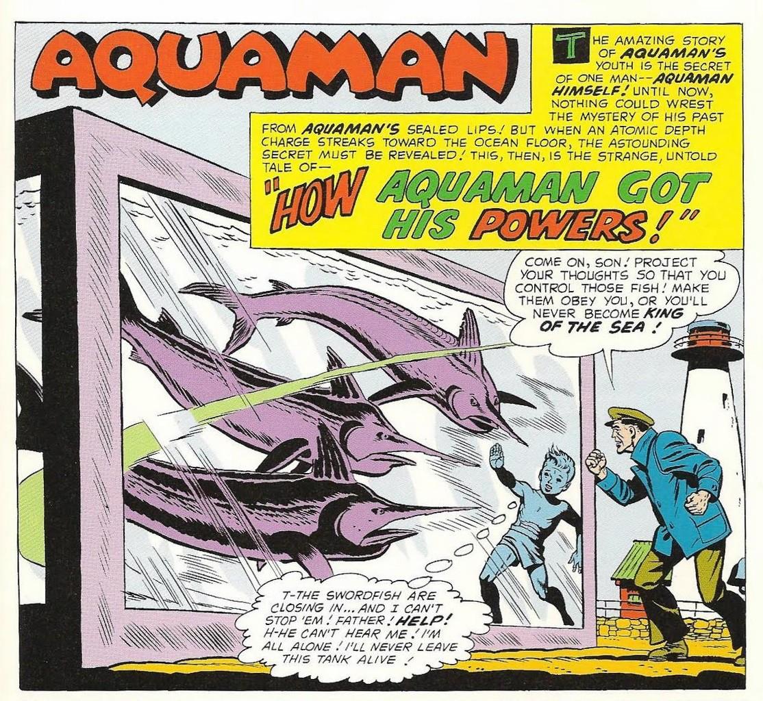 Thất Hải Chi Vương Aquaman: Hành trình từ chàng thanh niên bị coi thường tới Bá chủ biển cả - Ảnh 6.