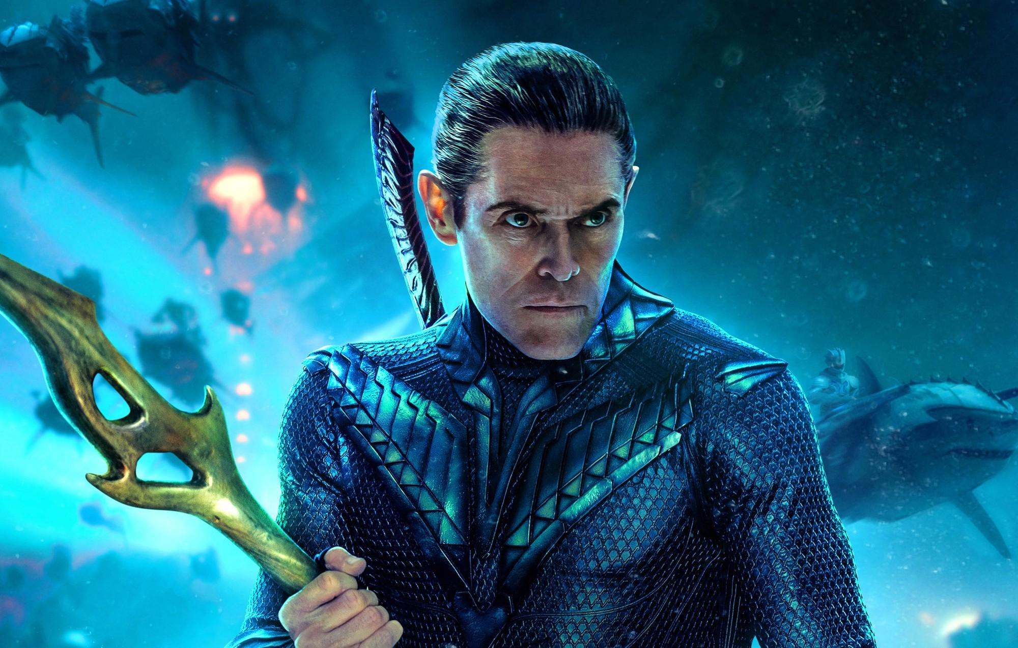 Thất Hải Chi Vương Aquaman: Hành trình từ chàng thanh niên bị coi thường tới Bá chủ biển cả - Ảnh 36.
