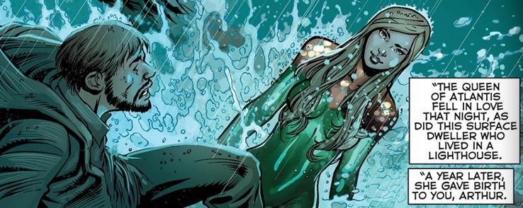 Thất Hải Chi Vương Aquaman: Hành trình từ chàng thanh niên bị coi thường tới Bá chủ biển cả - Ảnh 11.