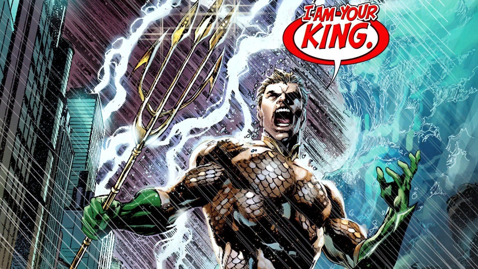 Thất Hải Chi Vương Aquaman: Hành trình từ chàng thanh niên bị coi thường tới Bá chủ biển cả - Ảnh 12.