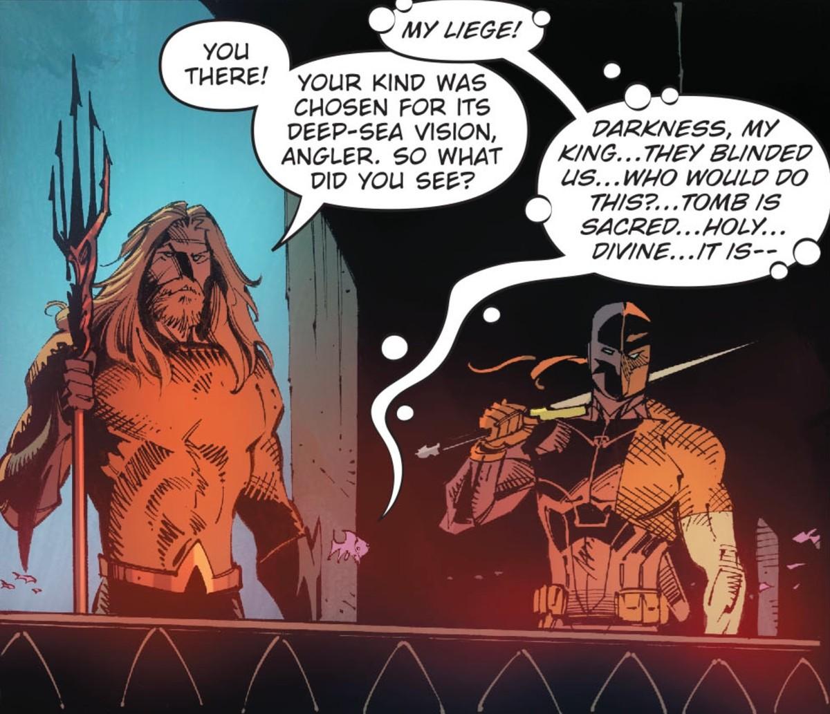 Thất Hải Chi Vương Aquaman: Hành trình từ chàng thanh niên bị coi thường tới Bá chủ biển cả - Ảnh 18.