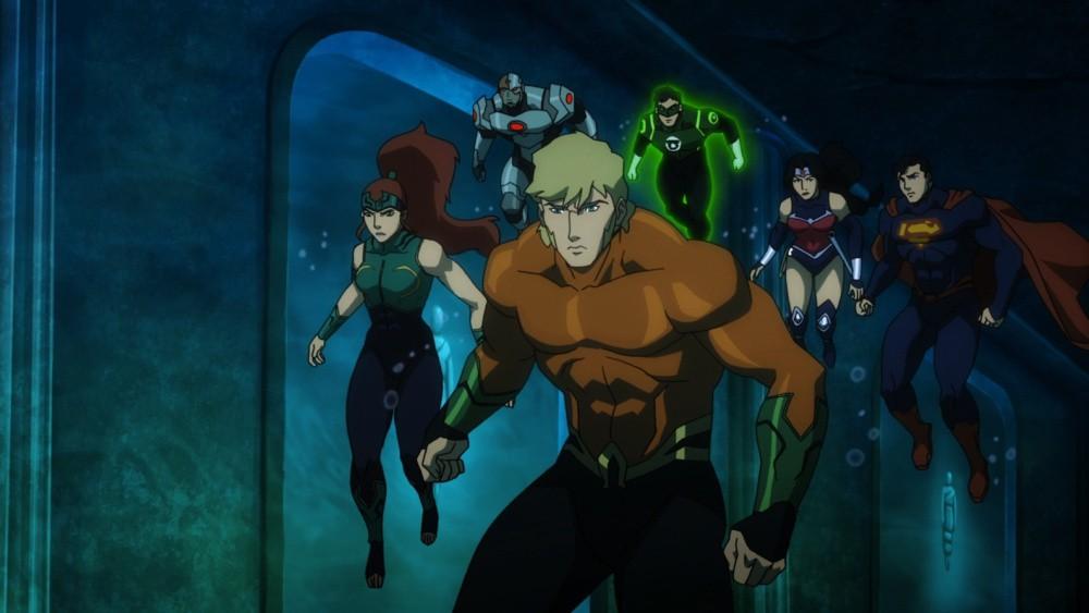 Thất Hải Chi Vương Aquaman: Hành trình từ chàng thanh niên bị coi thường tới Bá chủ biển cả - Ảnh 26.