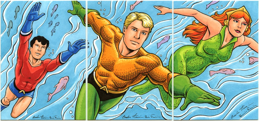 Thất Hải Chi Vương Aquaman: Hành trình từ chàng thanh niên bị coi thường tới Bá chủ biển cả - Ảnh 5.