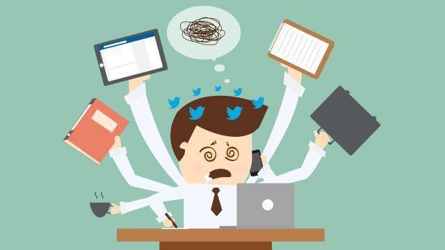 Làm việc đa nhiệm sẽ phá hủy não bộ của bạn, đây là 6 cách để phòng tránh điều đó - Ảnh 2.