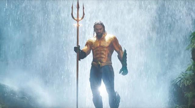 15 chi tiết thú vị chỉ fan cuồng mới có thể soi ra trong Aquaman: Đố bạn tìm được búp bê quỷ ám Annabelle đấy - Ảnh 4.