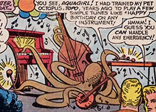 15 chi tiết thú vị chỉ fan cuồng mới có thể soi ra trong Aquaman: Đố bạn tìm được búp bê quỷ ám Annabelle đấy - Ảnh 3.