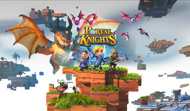 Chỉ với 3$, nhận ngay Portal Knights - Sự kết hợp hoàn hảo giữa Minecraft và Legend of Zelda - Ảnh 1.