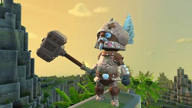 Chỉ với 3$, nhận ngay Portal Knights - Sự kết hợp hoàn hảo giữa Minecraft và Legend of Zelda - Ảnh 2.