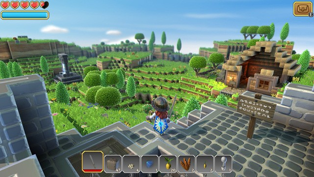 Chỉ với 3$, nhận ngay Portal Knights - Sự kết hợp hoàn hảo giữa Minecraft và Legend of Zelda - Ảnh 6.
